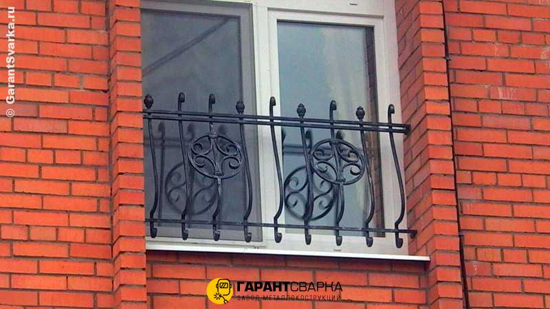 Решётки на окна с установкой 🏠 Родники