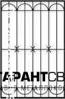 Решётки на окна с установкой 🚇 Севастопольская
