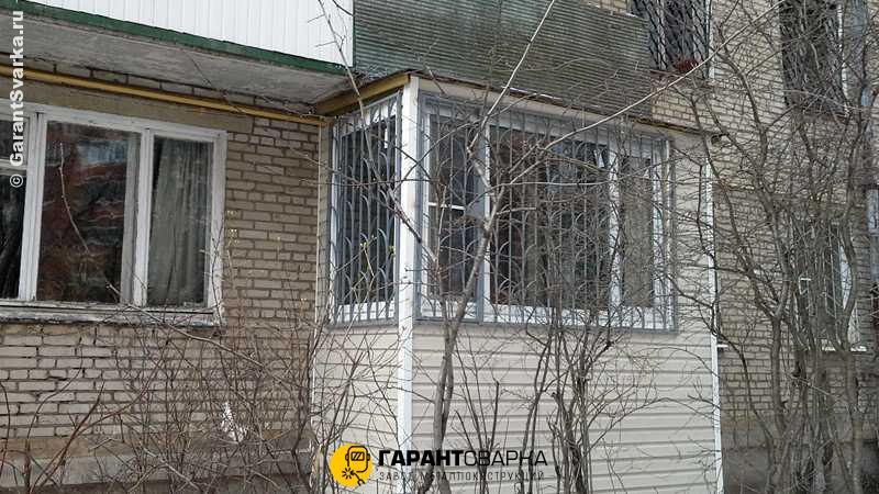 Решётки на окна с установкой 🏠 Верхнее Сляднево