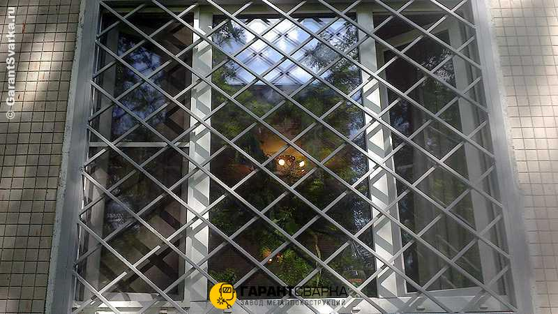 Решётки на окна с установкой 🚇 Тверская