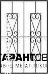 Решётки на окна с установкой 🏠 Новоселово
