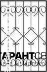 Решётки на окна с установкой 🚩 Кутузовское шоссе