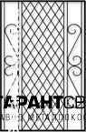 Решётки на окна с установкой 🏠 Скребухово