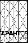 Решётки на окна с установкой 🏠 Мелиховская