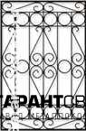 Решётки на окна с установкой 🚇 Шаболовская