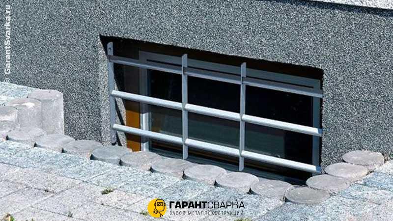 Решётка на окно подвала