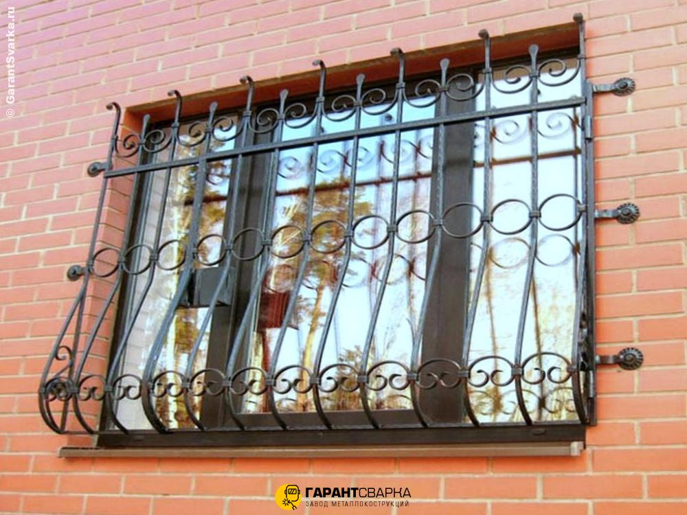 Какие решётки лучше ставить на окна